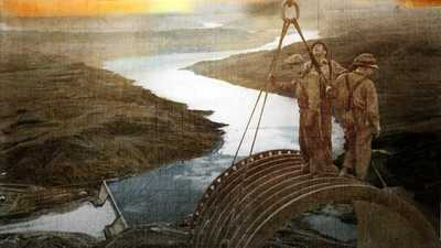 Grand Coulee Dam: Trailer poster image