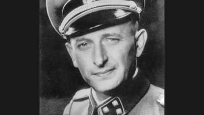 Adolf Eichmann (1906 -1962) poster image