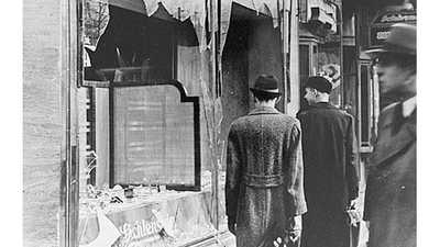 """Kristallnacht"" poster image"