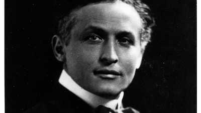 Harry Houdini (1874-1926) poster image