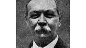 Sir Arthur Conan Doyle (1859-1930) poster image