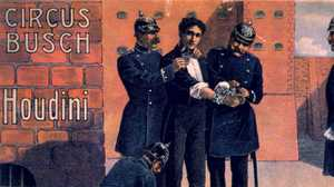 Houdini Posters poster image