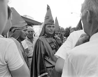 Bob Jones and the North Carolina Klan poster image