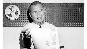 """Herman """"Hank"""" Milton Greenspun (1909-1989) poster image"""