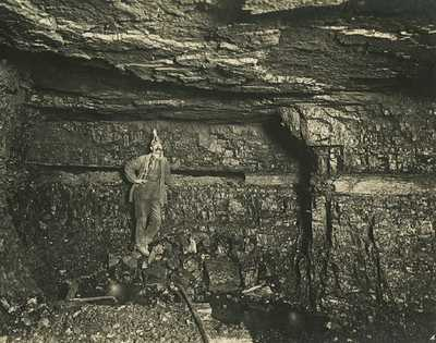 West Virginia Mining poster image