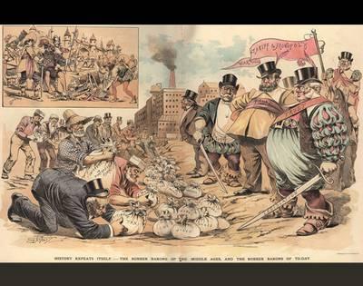 Garfield's America 1860-1880 poster image