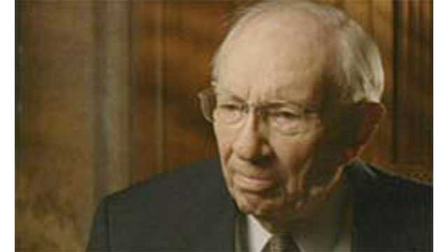 Interview: Gordon B. Hinckley | American Experience | Official ...