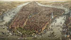 Historic New York poster image