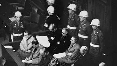Nazis on Trial in Nuremberg poster image