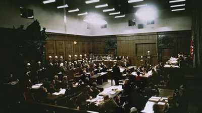 The International Military Tribunal poster image