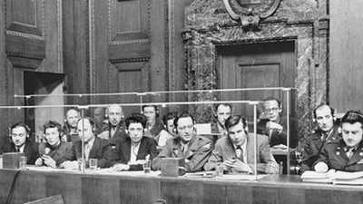 Simultaneous Interpretation at Nuremberg poster image