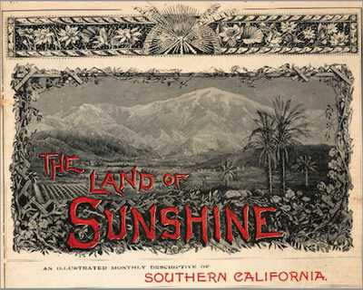 The Land of Sunshine poster image