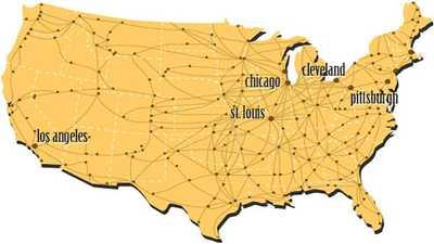 Railroad Maps poster image
