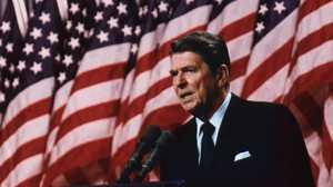 Reagan:: Trailer poster image