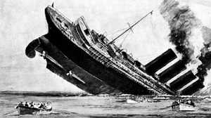Maritime Disasters poster image