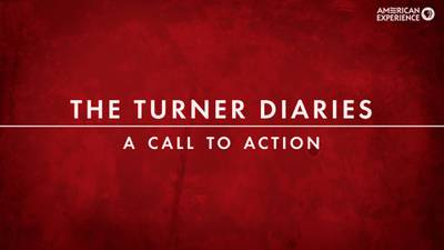 New Short Film | The Turner Diaries poster image