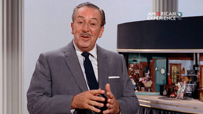walt disney was born in