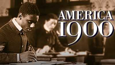 America 1900 poster image