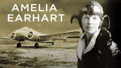 Now Streaming | Amelia Earhart, Watch Film poster image