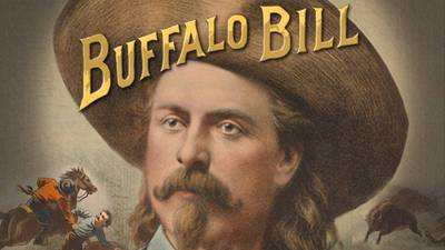 Buffalo Bill poster image