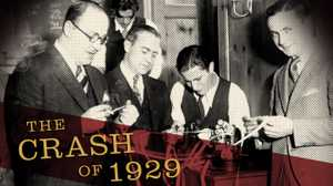 The Crash of 1929 poster image