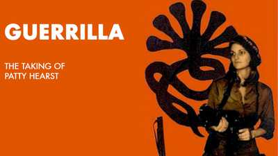 Guerrilla: The Taking of Patty Hearst poster image