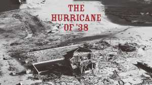 The Hurricane of '38 poster image
