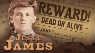 Jesse James poster image