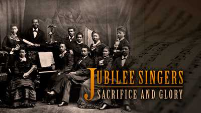 Jubilee Singers: Sacrifice and Glory poster image