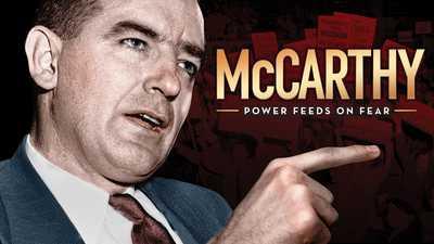 McCarthy poster image