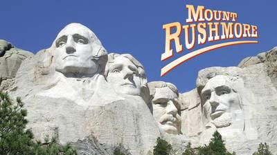 Mount Rushmore poster image