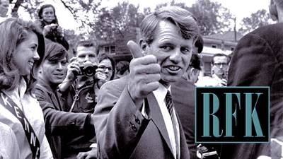 Now Streaming | RFK poster image