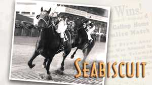 Seabiscuit poster image