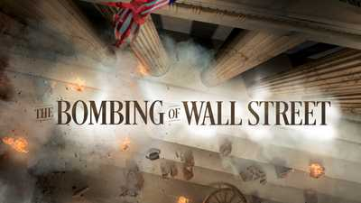 The Bombing of Wall Street poster image