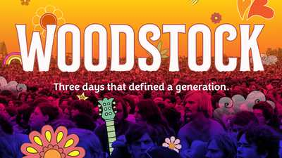 Woodstock poster image