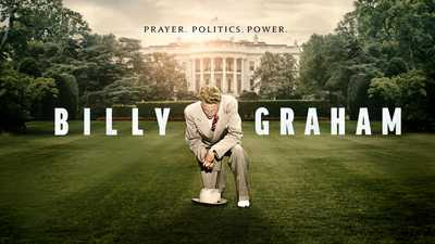 Billy Graham poster image