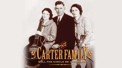 1b30be6c0dd The Carter Family  Will the Circle Be Unbroken poster image