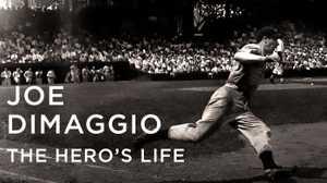 Joe Dimaggio: The Hero's Life poster image