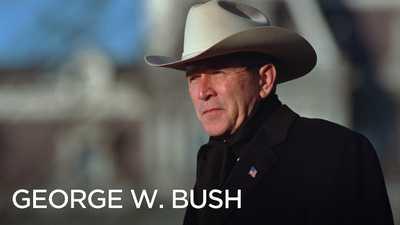 George W. Bush poster image