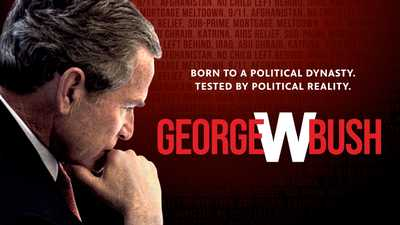 Now Streaming | George W. Bush, Watch Film poster image