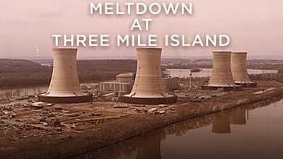 Meltdown at Three Mile Island poster image