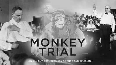 Monkey Trial poster image