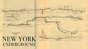New York Underground poster image