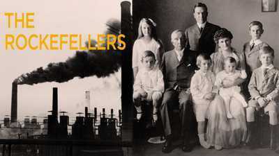 The Rockefellers poster image