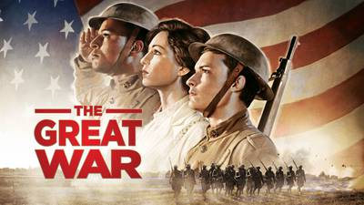 Now Streaming | The Great War poster image