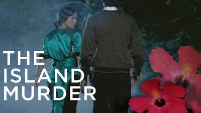 The Island Murder poster image