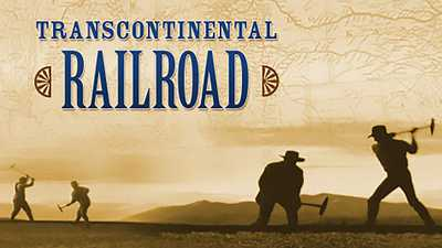 The Transcontinental Railroad poster image