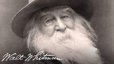 Walt Whitman poster image