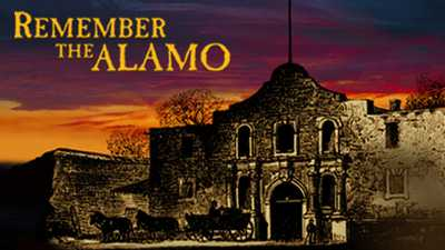 Remember the Alamo poster image