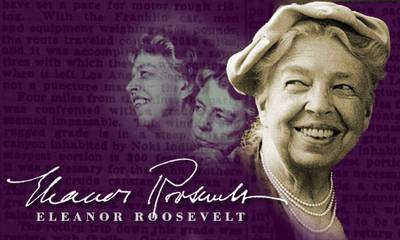 Eleanor Roosevelt poster image